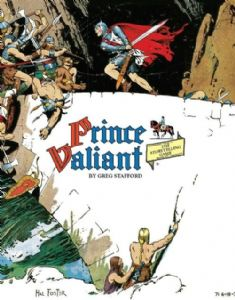 Prince Valiant RPG Rule Book